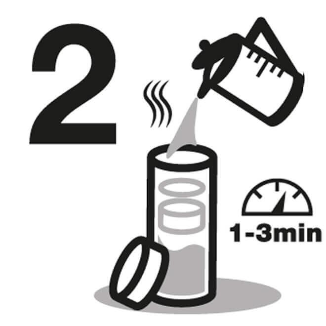Instrucción de Botella de té térmico 2