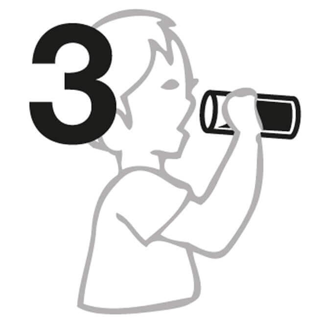 Manuel n° 3 pour Bouteille de thé Thermo