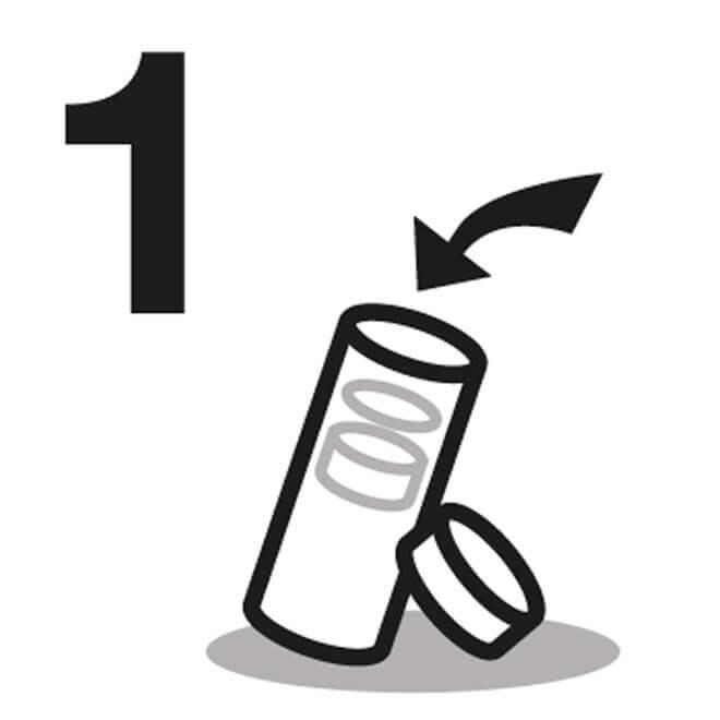 Thermo Tea Bottle instruction 1